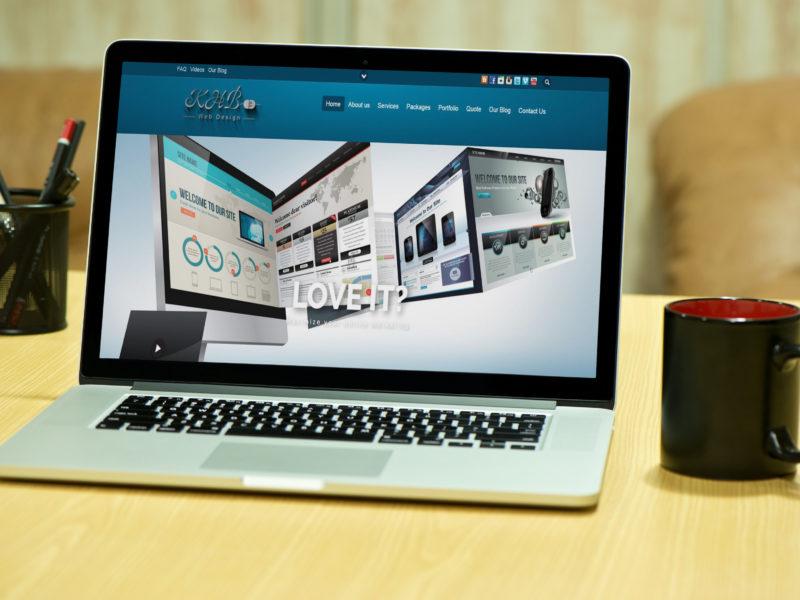 khb web design computer